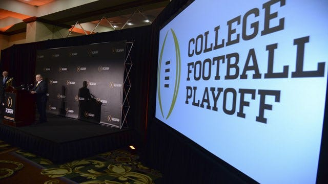 College Football Playoff Rankings: Sooners Rise To 3rd