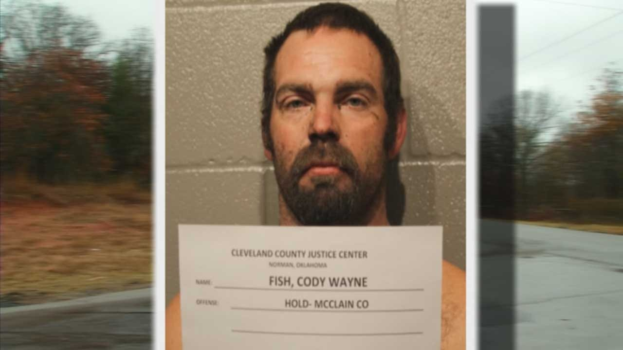 Affidavit: Cleveland Co. Man Stabbed Wife With Screwdriver Before Setting House On Fire