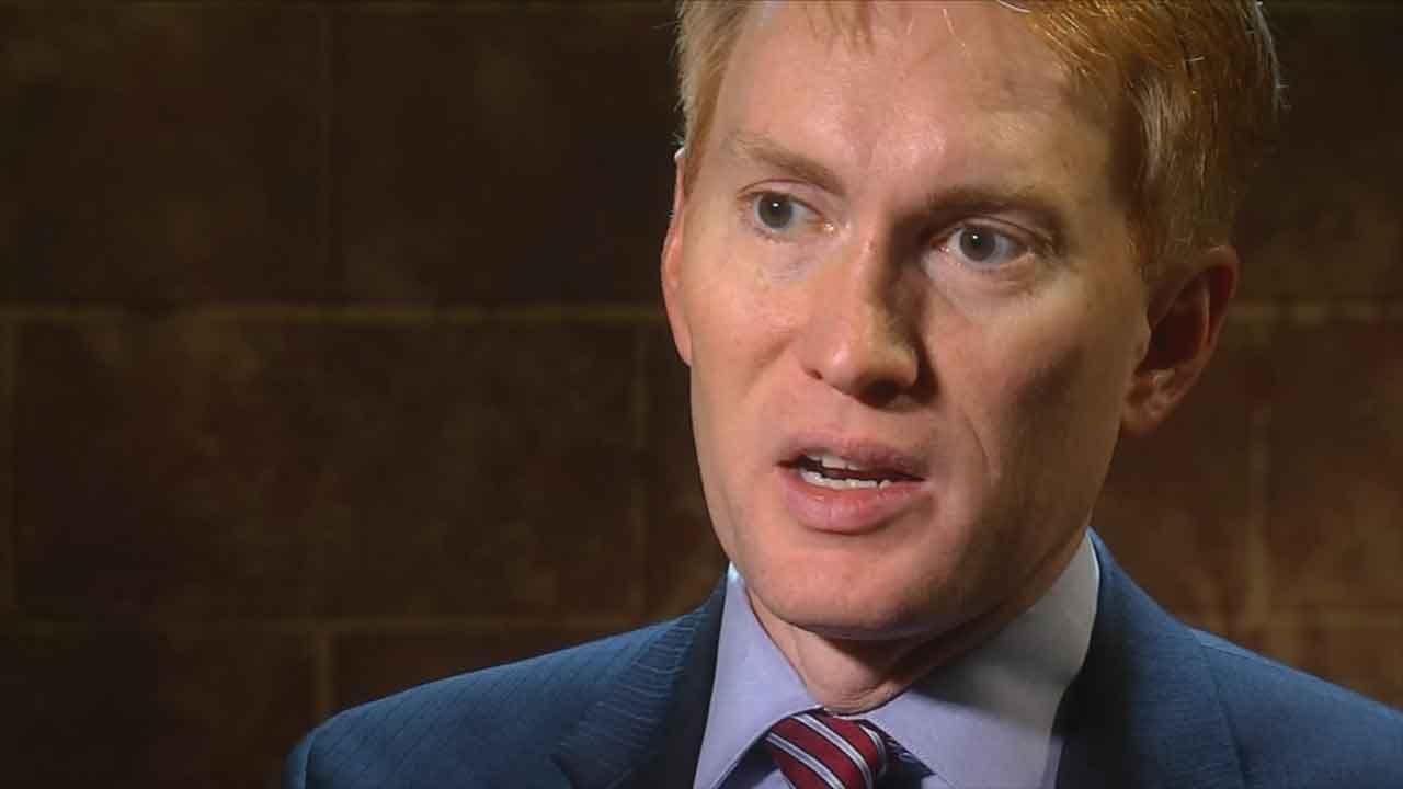 Sen. Lankford Talks, Keystone XL, Cushing, Environment