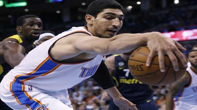Thunder Gobbles Up Turkish Team In Exhibition