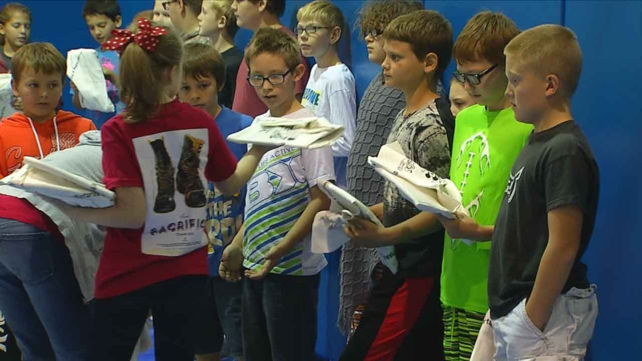 Red Cross Offers Program To Help Children Cope With Severe Weather