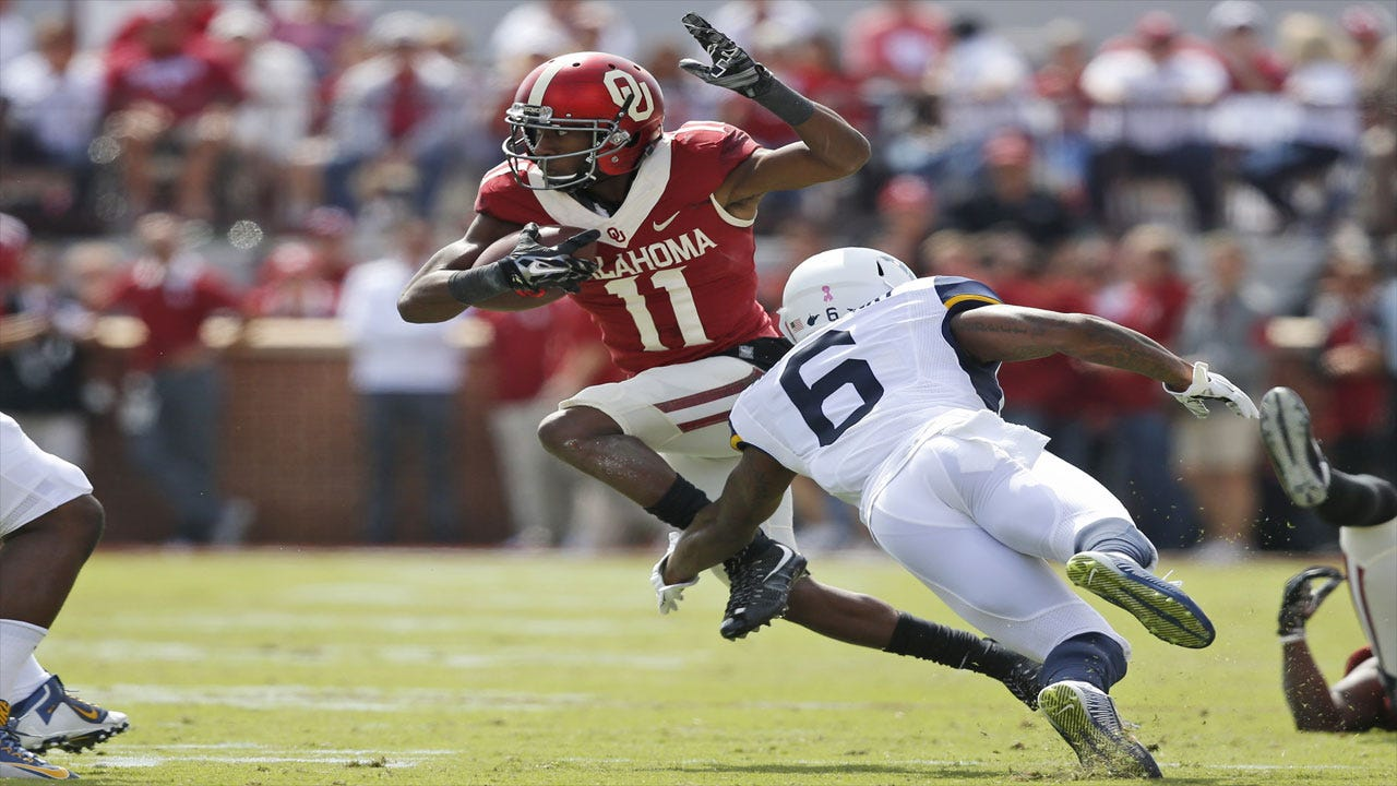 Take Them Home, Country Roads: Sooners Blast Mountaineers