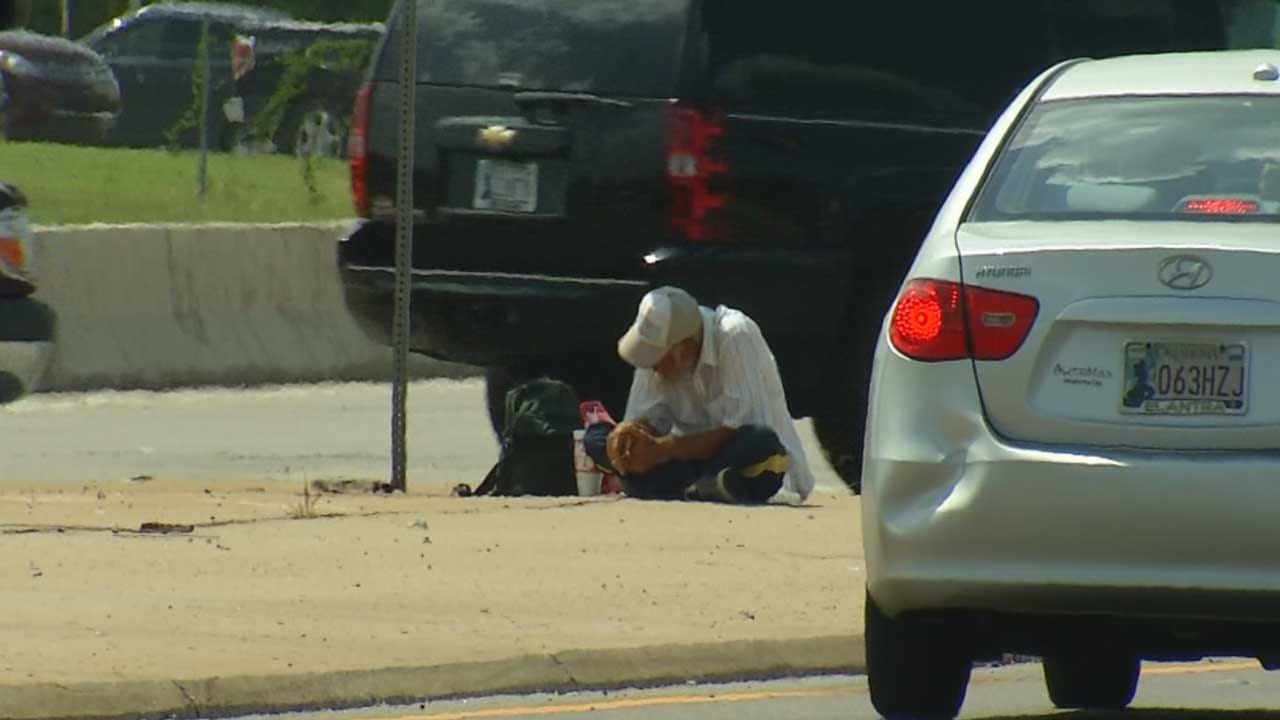 ACLU Of OK: Proposed Panhandling Ordinance Is Unconstitutional