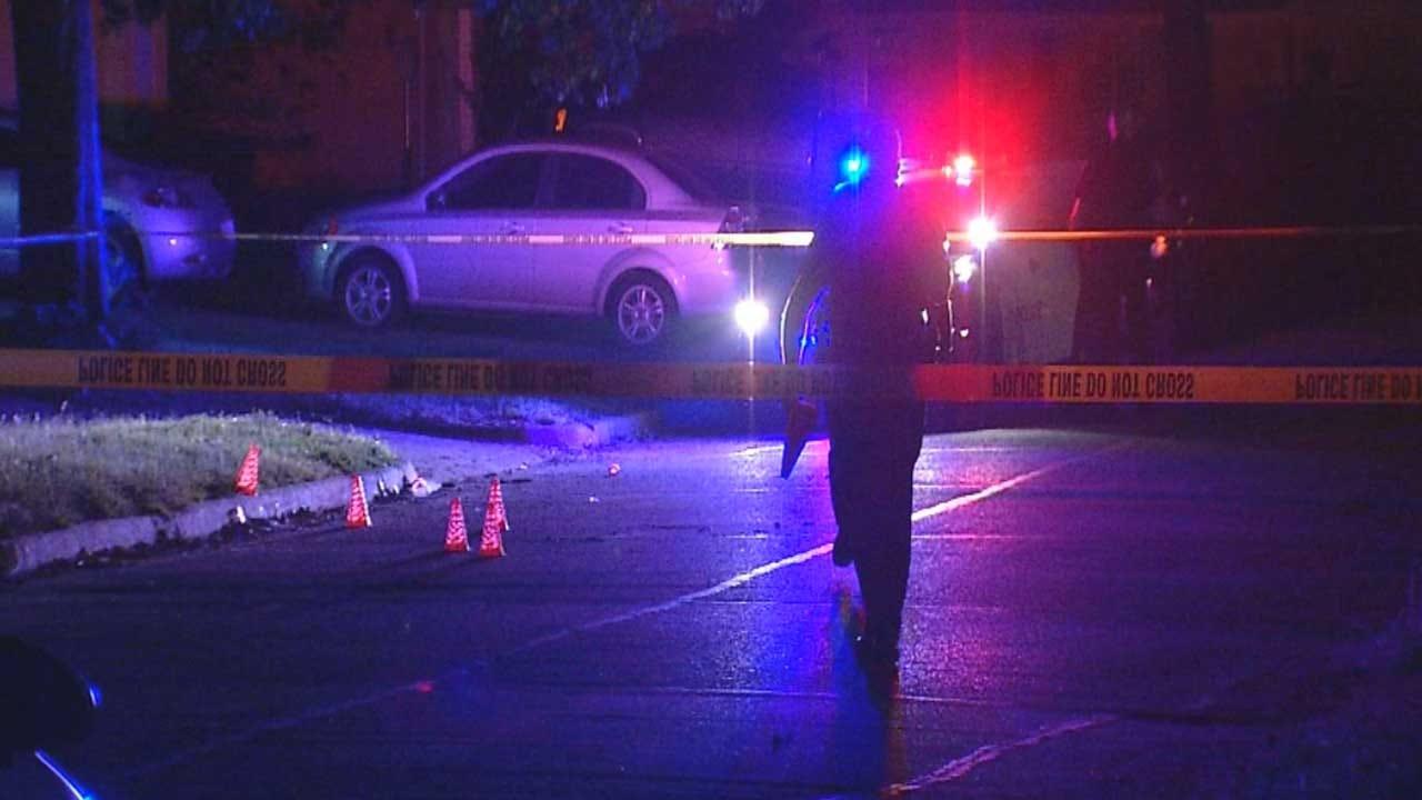 Man Injured In Del City Shooting