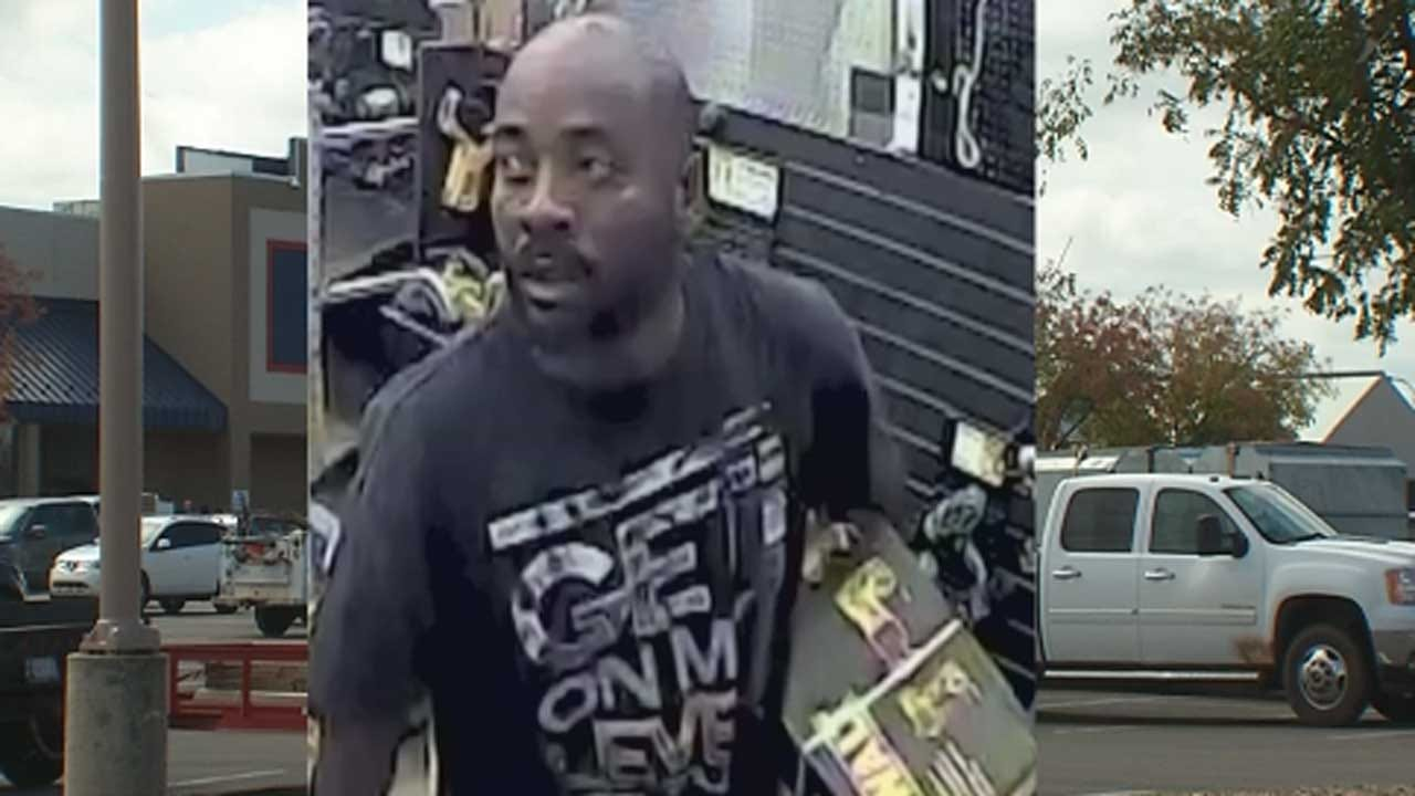 OKC Police Search For 'Red Shoe Bandit'