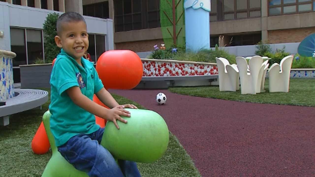 Oklahomans Help Save Nicaragua Boy's Heart