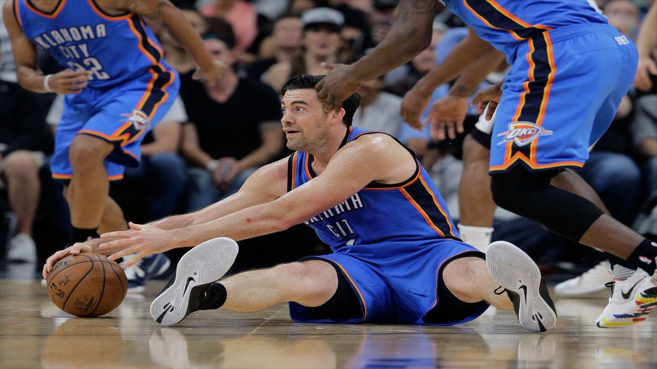 Thunder Fall To Spurs In Overtime Without Durant, Westbrook & Ibaka