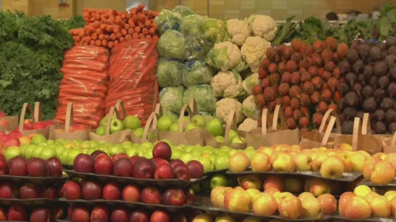 Fruits And Vegetables: Which Ones Are The Dirtiest?