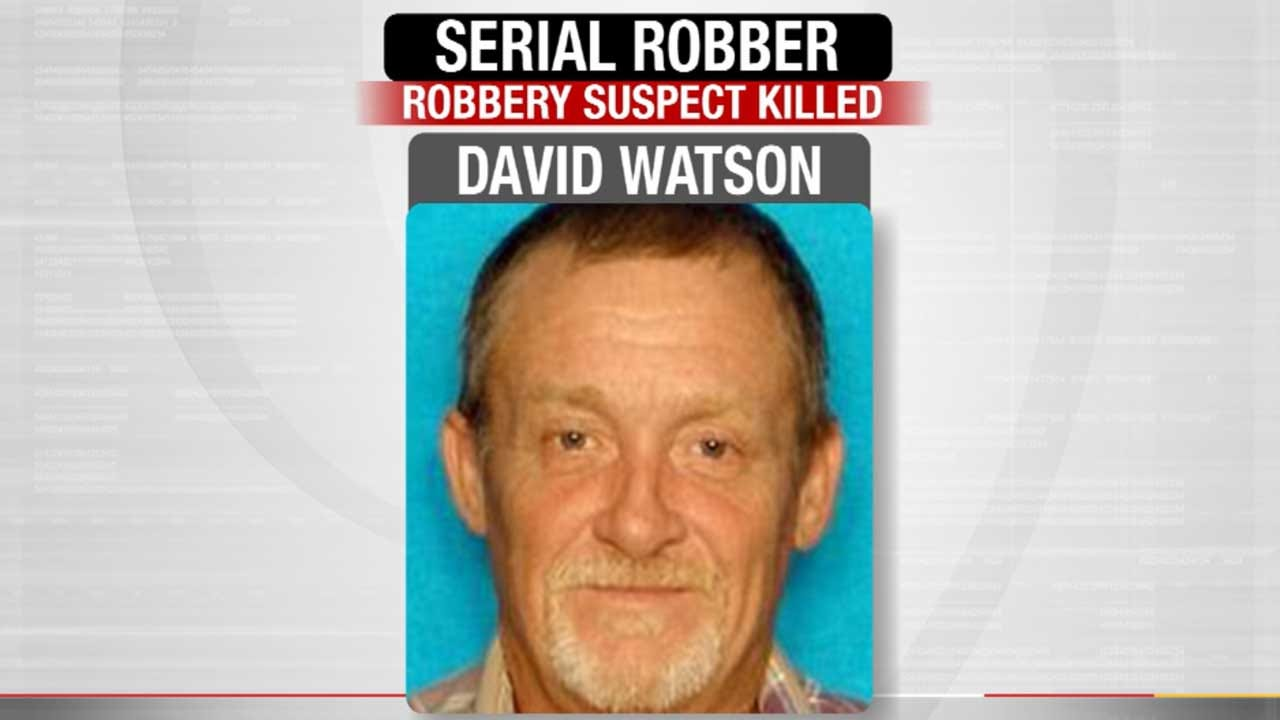 Man Killed By Texas Police Linked To Multiple Robberies In OK, TX