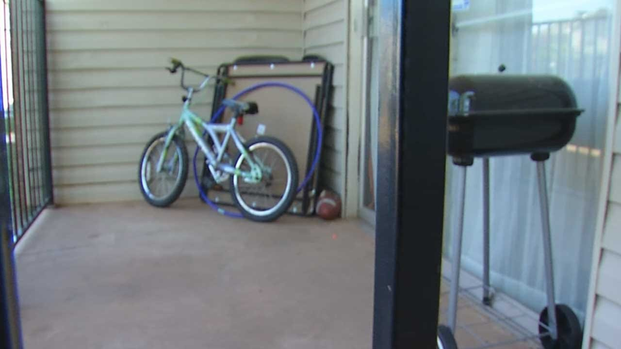 Bicycle Stolen From Disabled Child In SE OKC