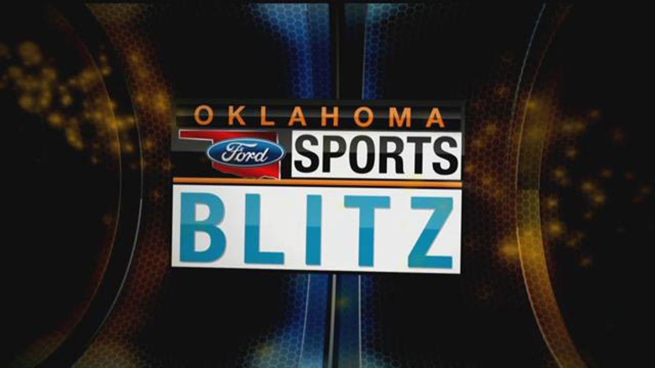 Oklahoma Ford Sports Blitz: July 31