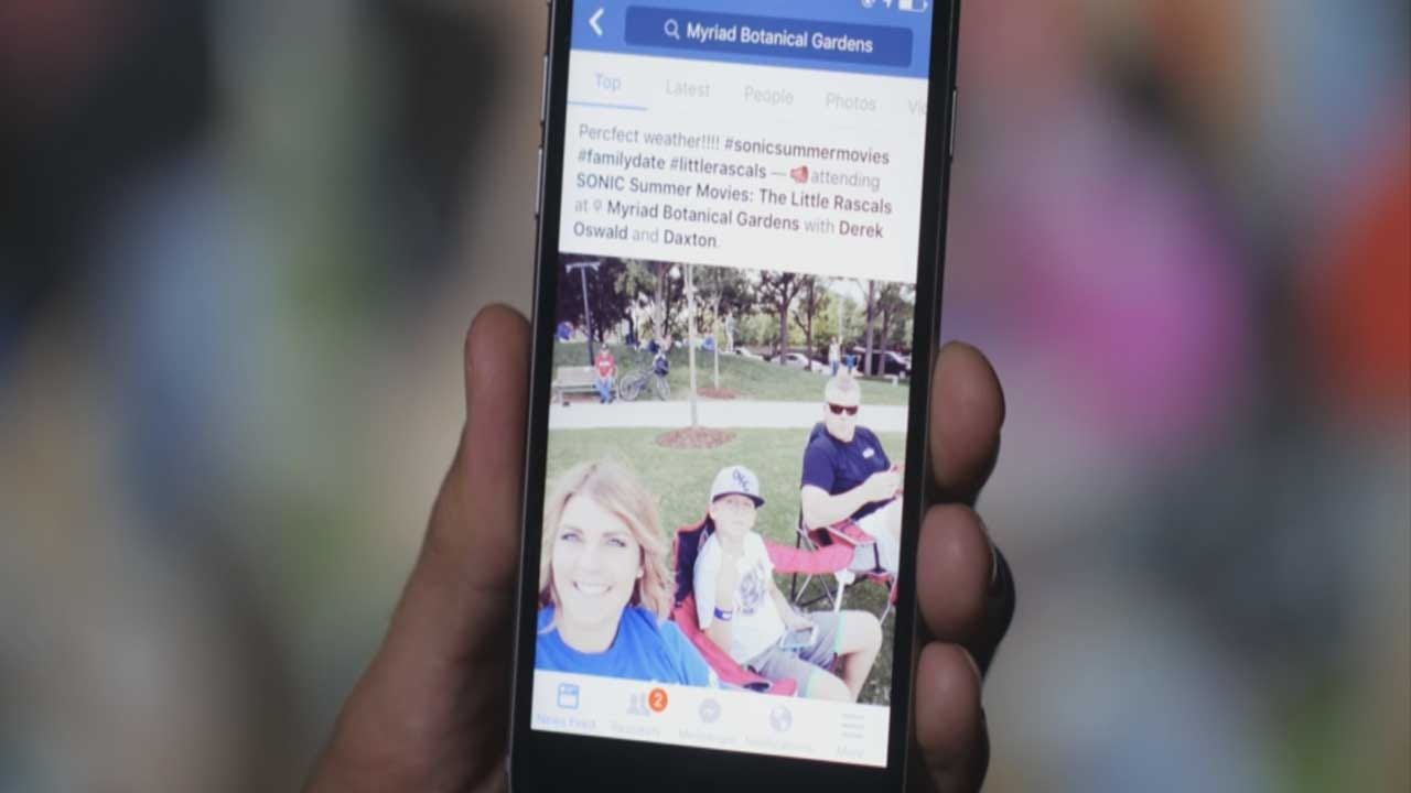 Tracking People On Social Media In OKC