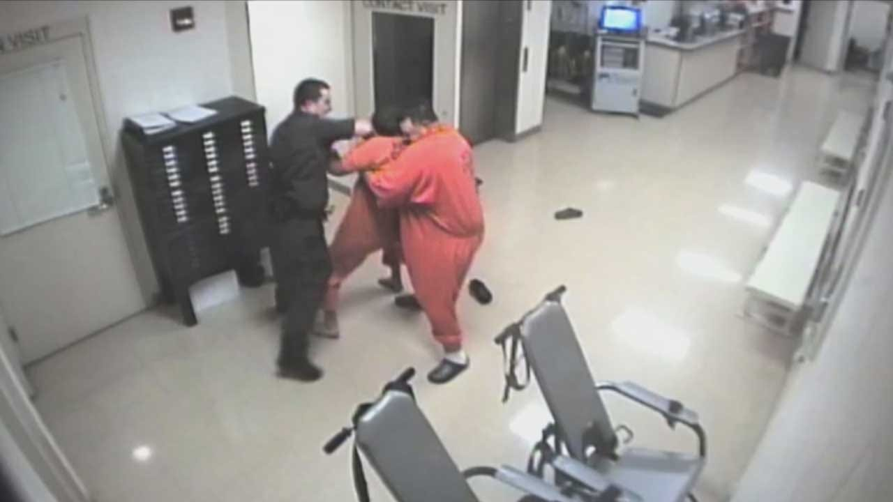 Inmate Helps Detention Officer During Attack At Payne Co. Jail