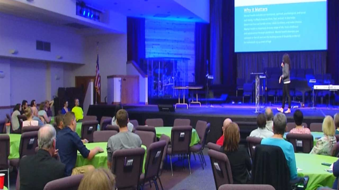 Metro Group Holds Discussion To Lower Oklahoma's Suicide Rates