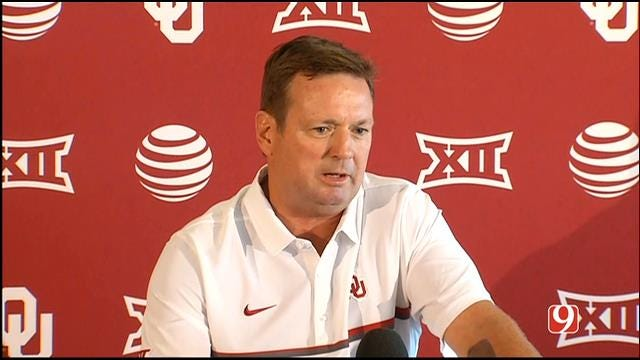 OU Football: Quick Hits From Saturday's Media Day