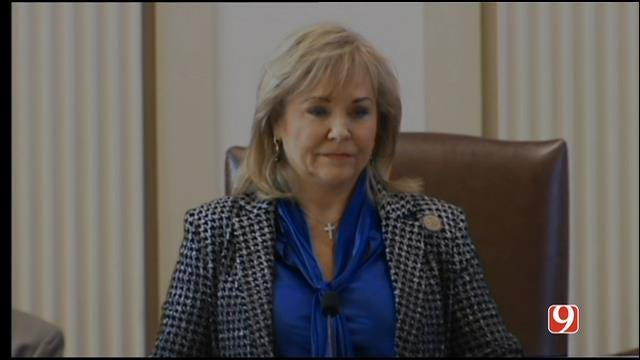 Gov. Mary Fallin Delivers State Of The State Address