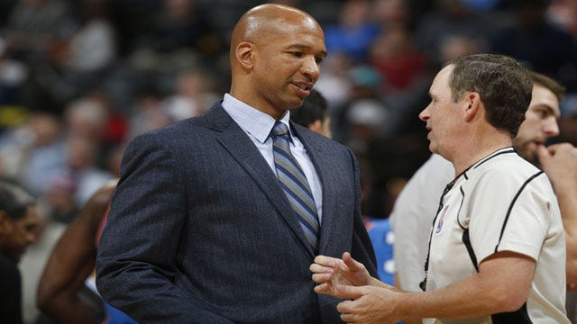 NBA Reacts To Death Of Monty Williams' Wife