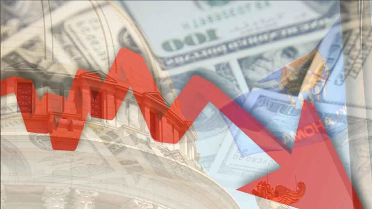 Oklahoma Budget Deficit Sits At $1.3 Billion, Officials Say