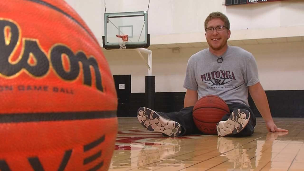 Watonga Student Makes Shot Of A Lifetime