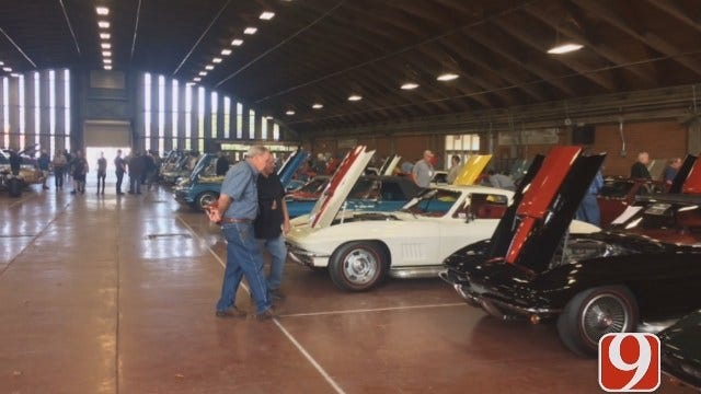 Classic Cars Bring Back Memories At Leake Auction In OKC