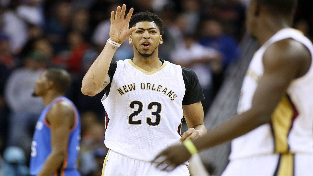 Burned In The Bayou: Pelicans Catch Fire In 123-119 Win Over Thunder