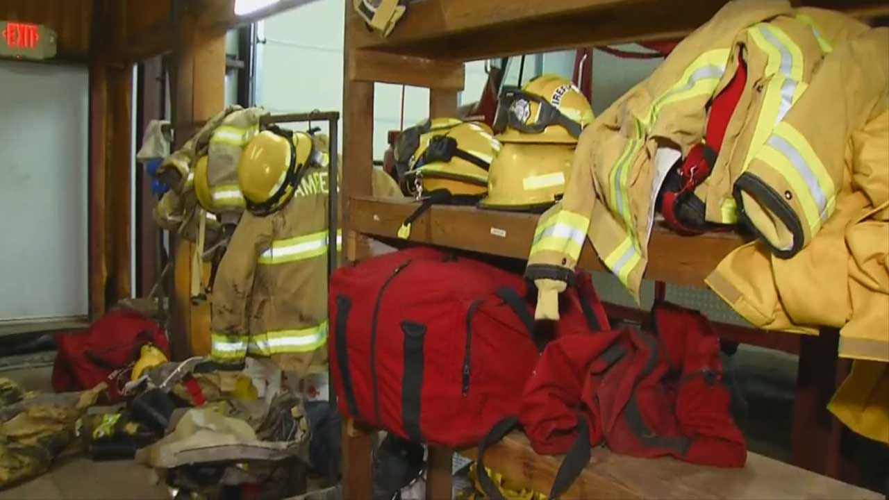 Grady County Fire Gear Restored By Texas Company