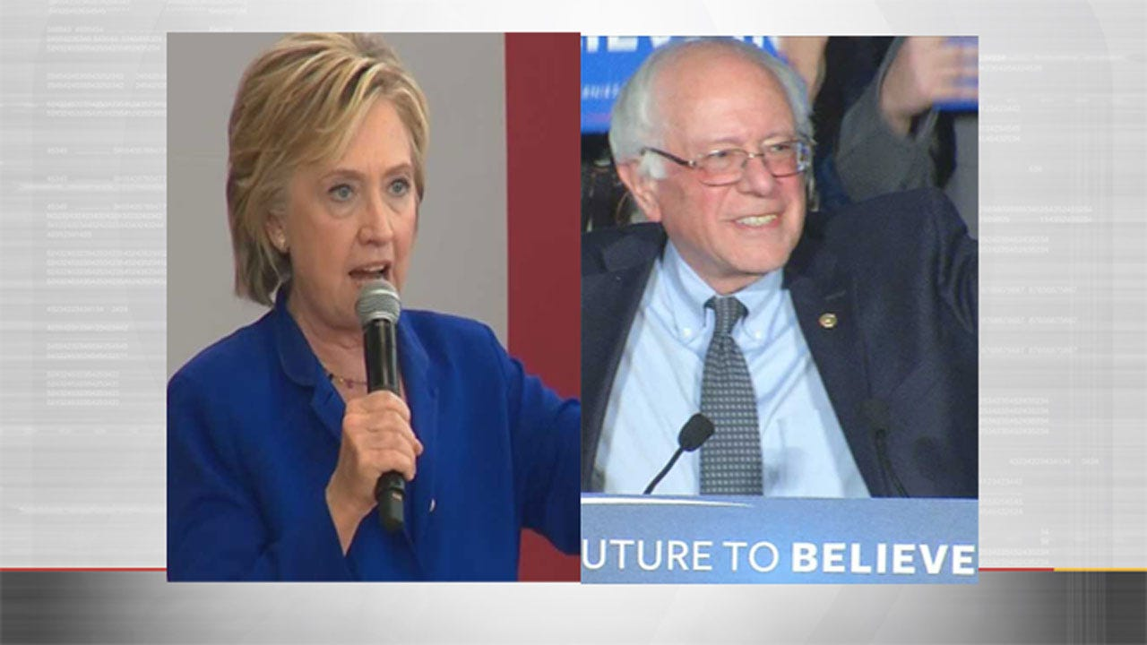 Retired Four Star General Supports Clinton; OK Superdelegate Supports Sanders