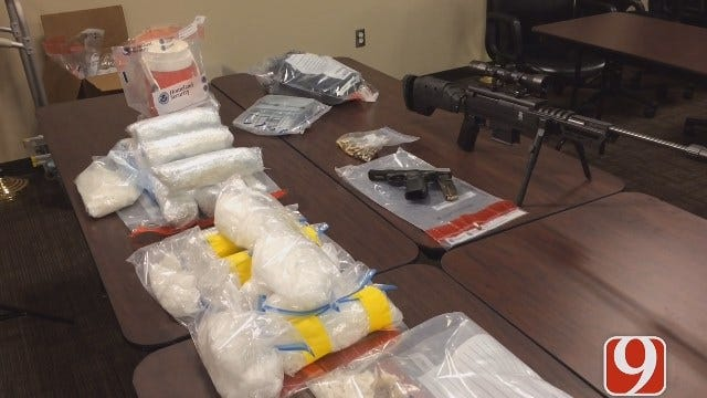 OBN Takes Down Mexican Cartel Peddling Meth In OKC