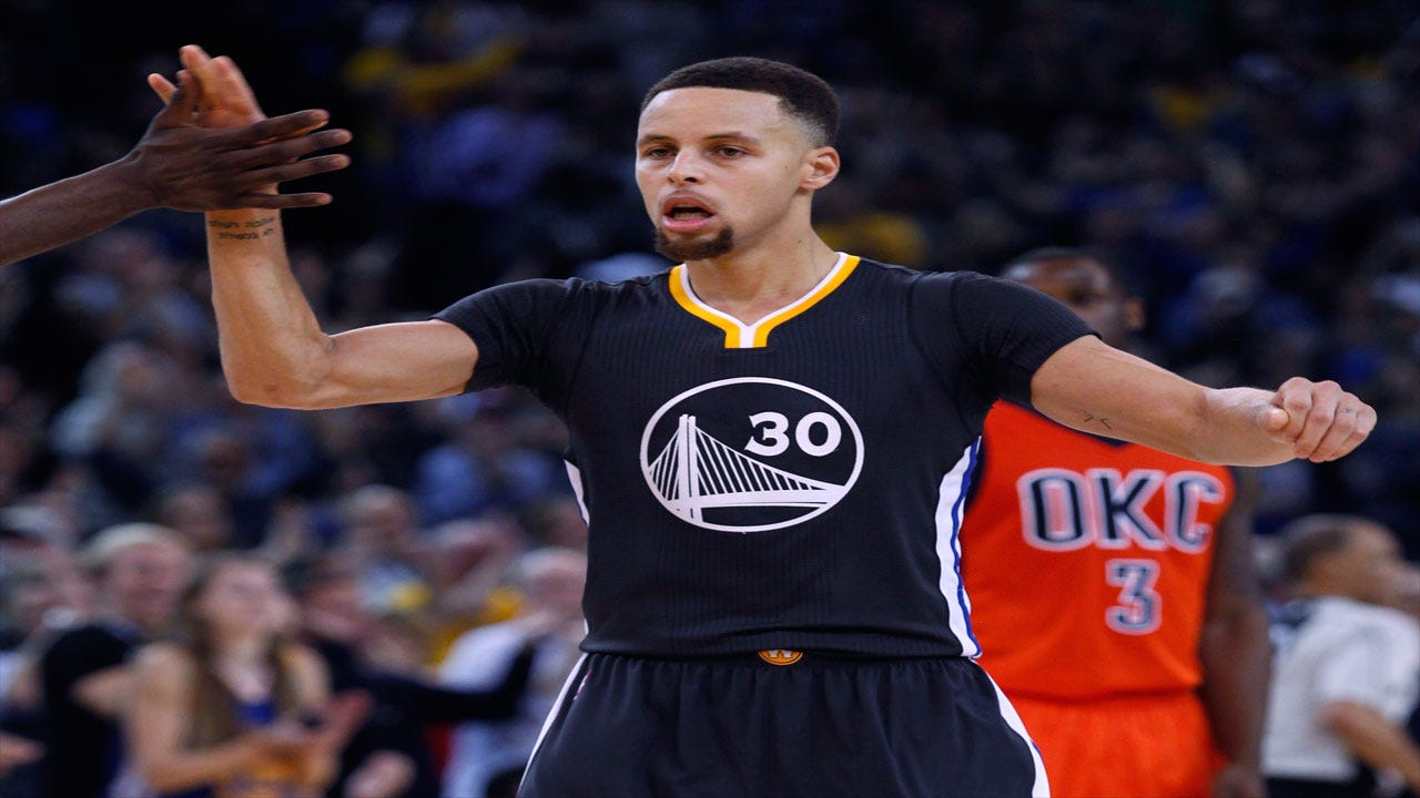 Warriors Overpower Thunder In Oracle To Remain Undefeated At Home