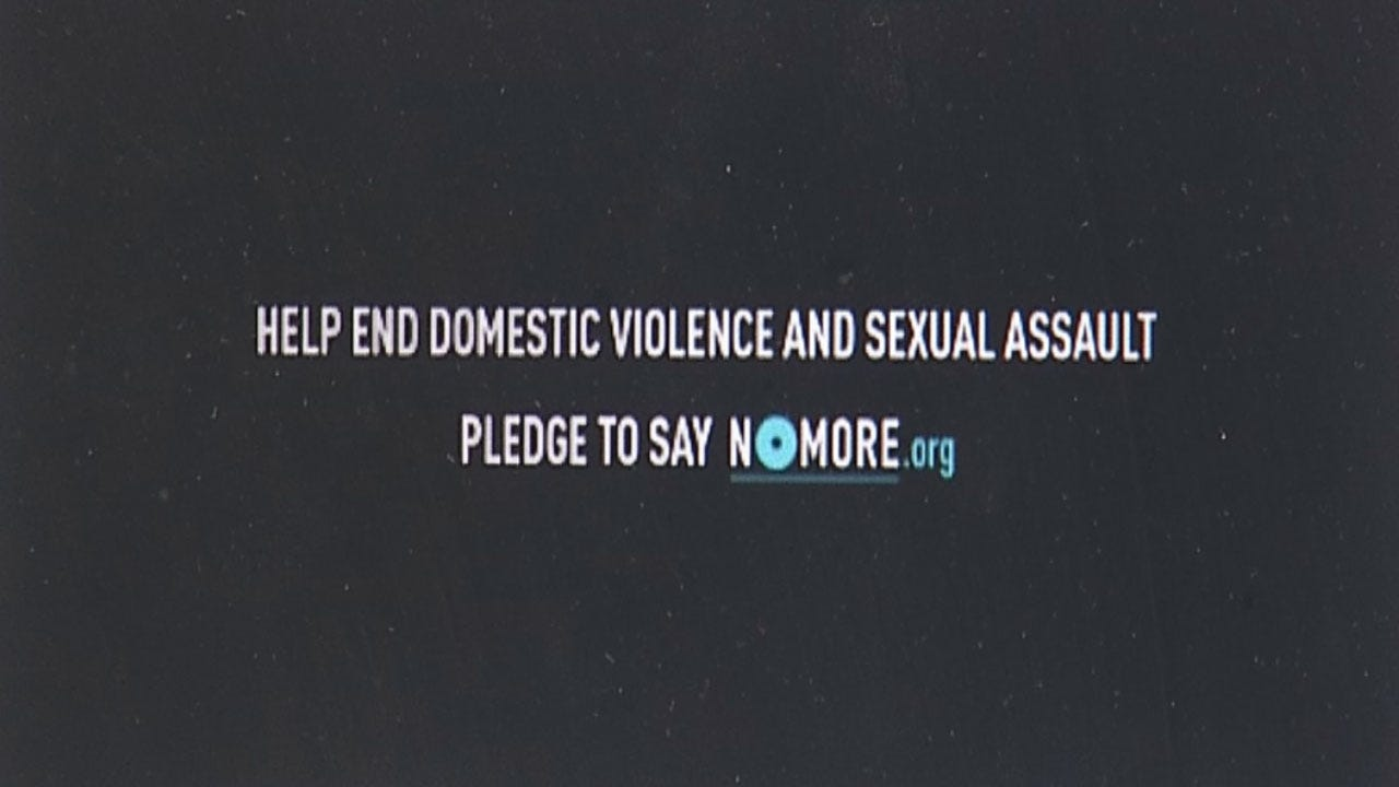 NFL Raises Awareness Of Domestic Violence Second Year In A Row