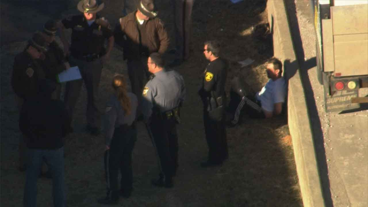 New Details Released In Multi-County Police Chase