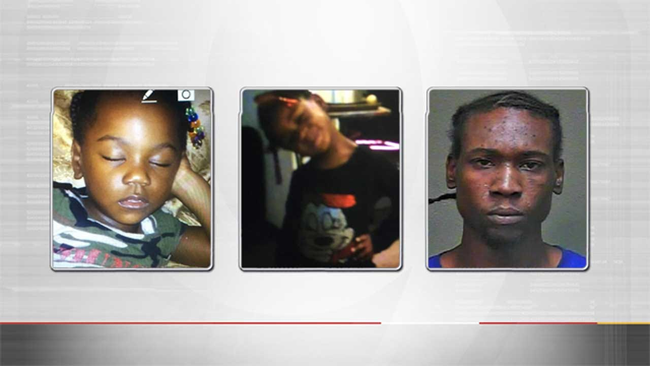 OKC Police: Missing Toddler Found Safe In Norman; Father Taken Into Custody