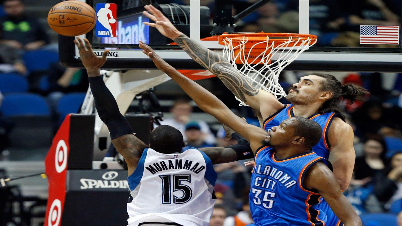 T-Wolves Takedown: Thunder Never Trail, Beat Minnesota By 20