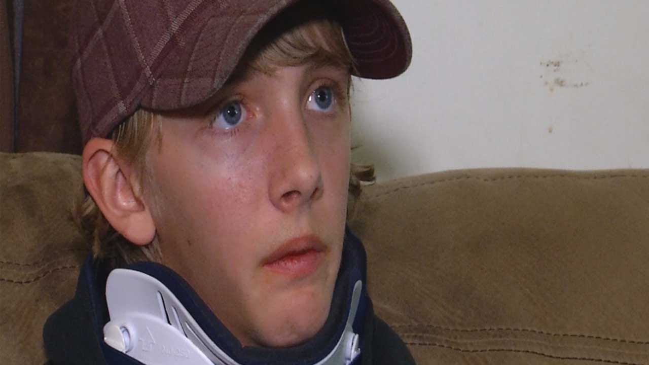 Community Comes Together To Help Rush Springs Teen