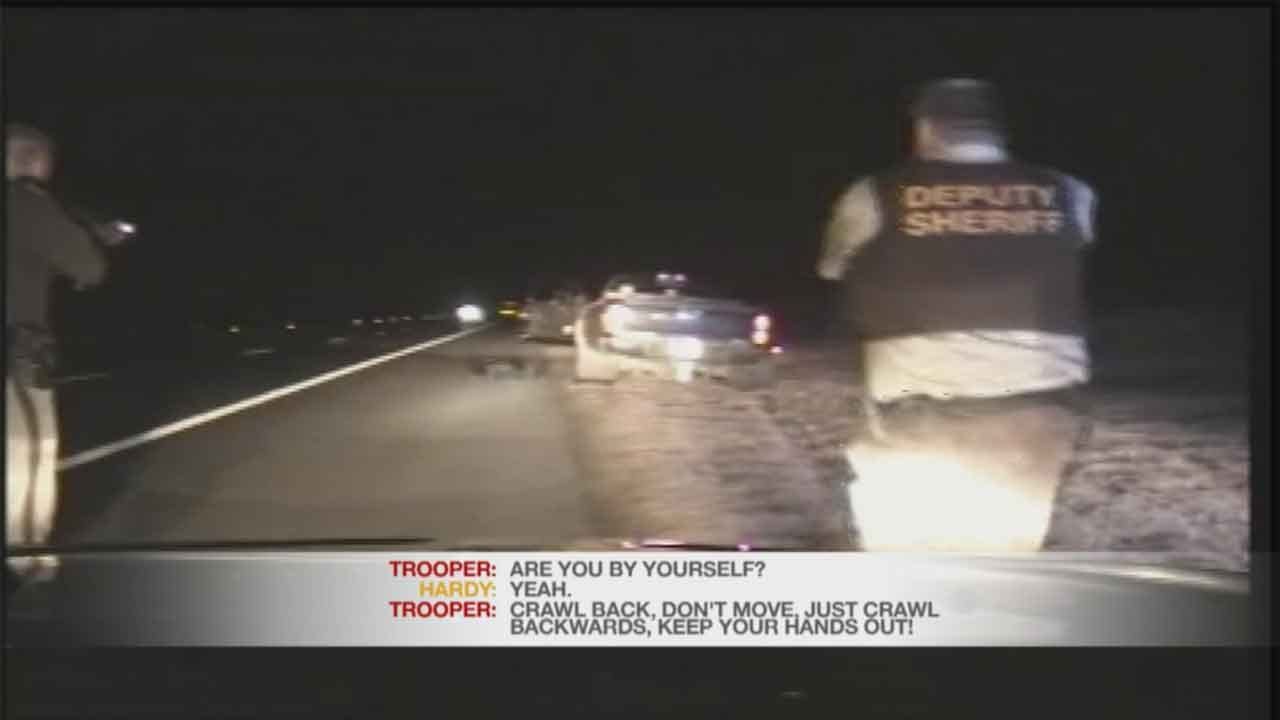 OHP Releases Dashcam Footage Of Deadly December Shooting On I-40
