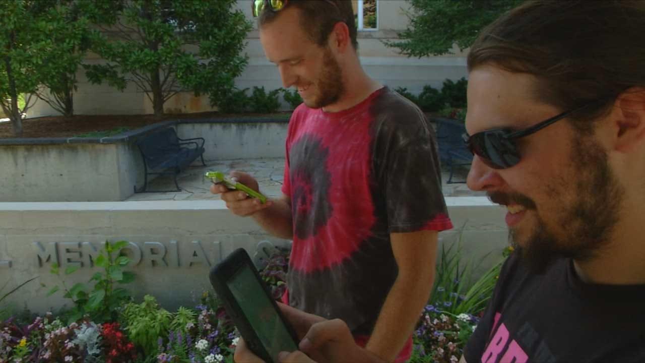 OKC National Memorial And Museum Embraces 'Pokemon Go' Game