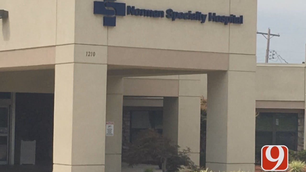 Norman Specialty Hospital To Close