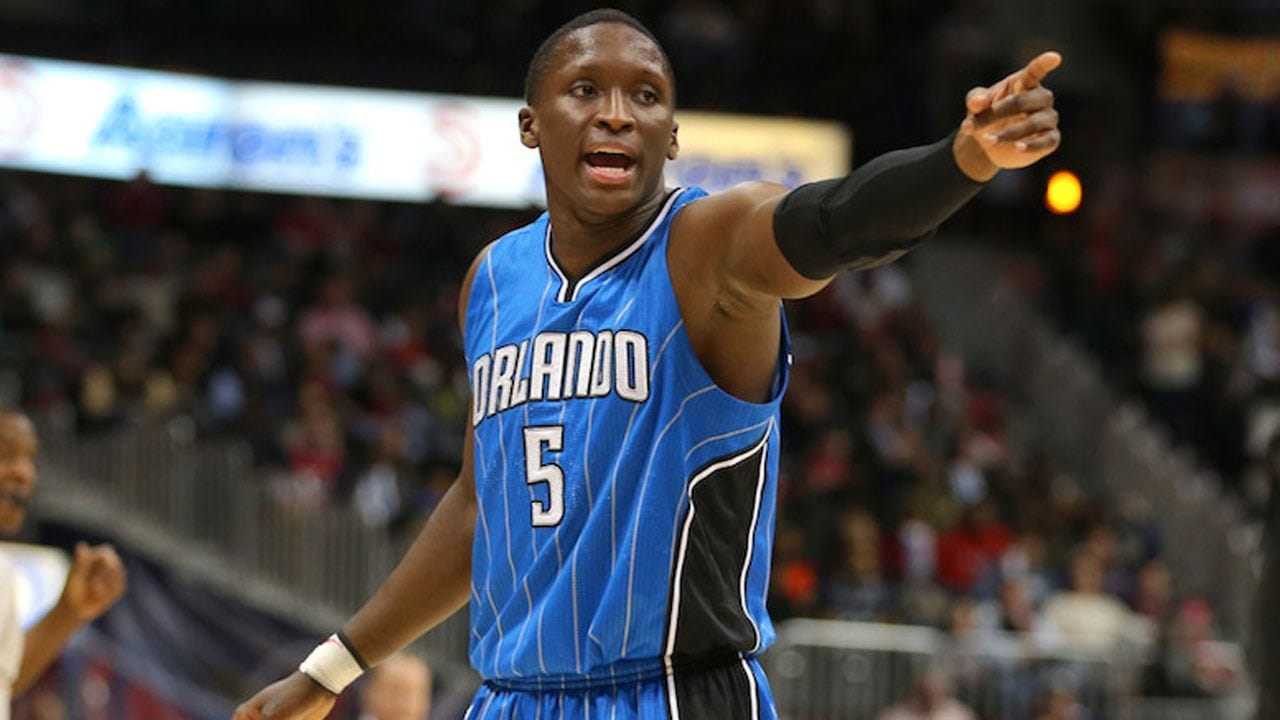 Oladipo On Teaming Up With Westbrook: 'We're Looking Forward to the Challenge'