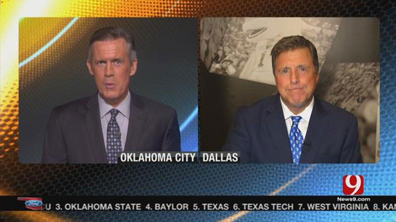 Oklahoma Ford Sports Blitz: July 17