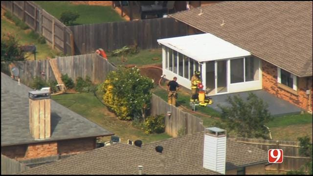 Businesses Evacuated Due To Gas Leak Near Britton, Council