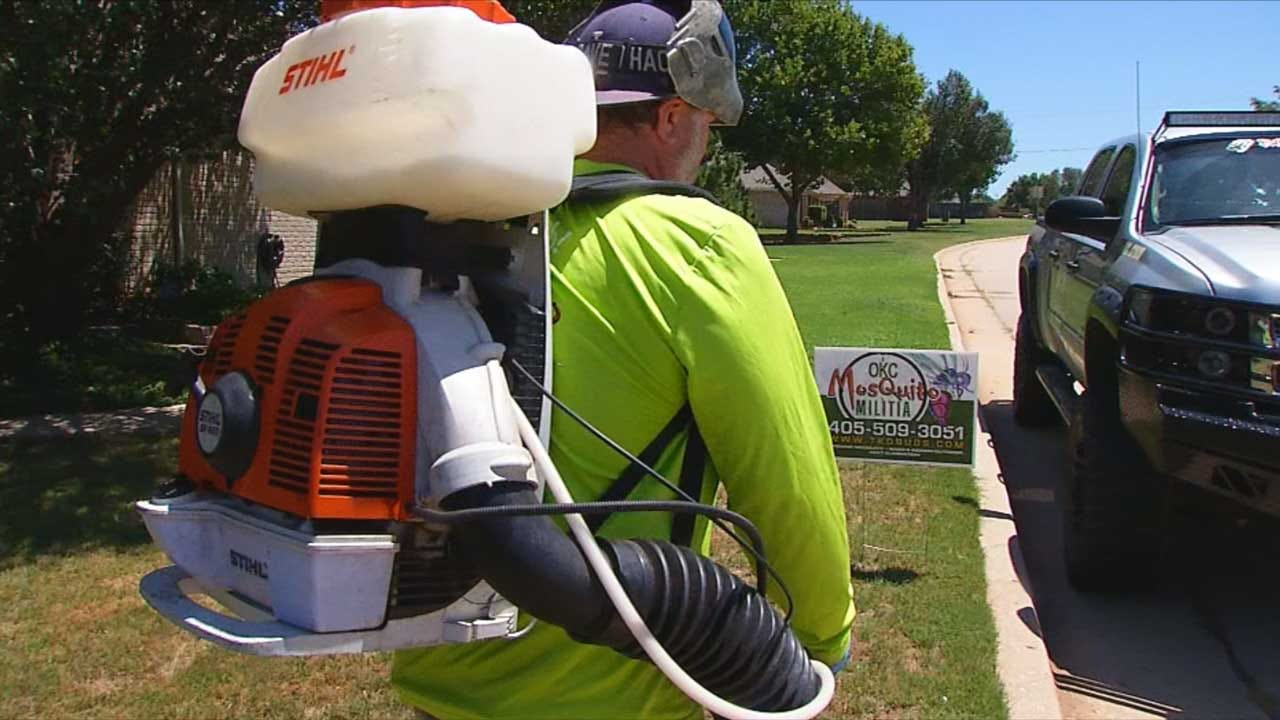 OK Mosquito Businesses Booming After Threat Of Zika Virus