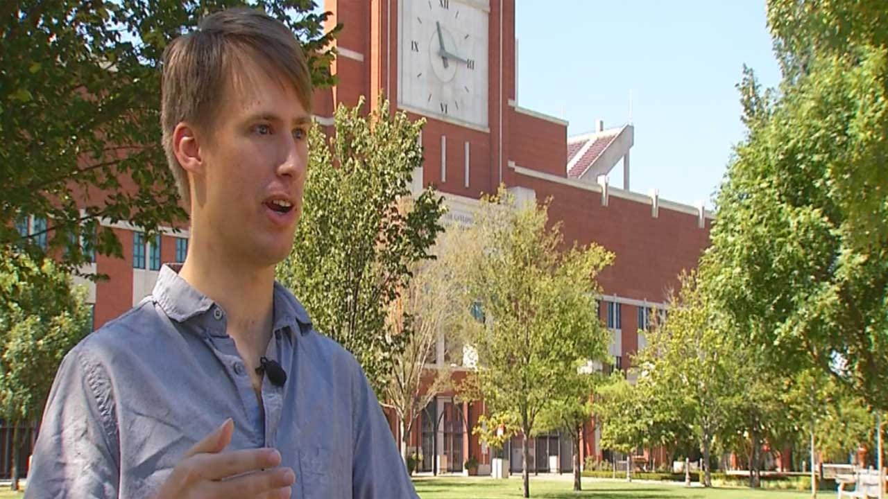 'Pokemon Go' Player Gets Trapped At OU Football Stadium