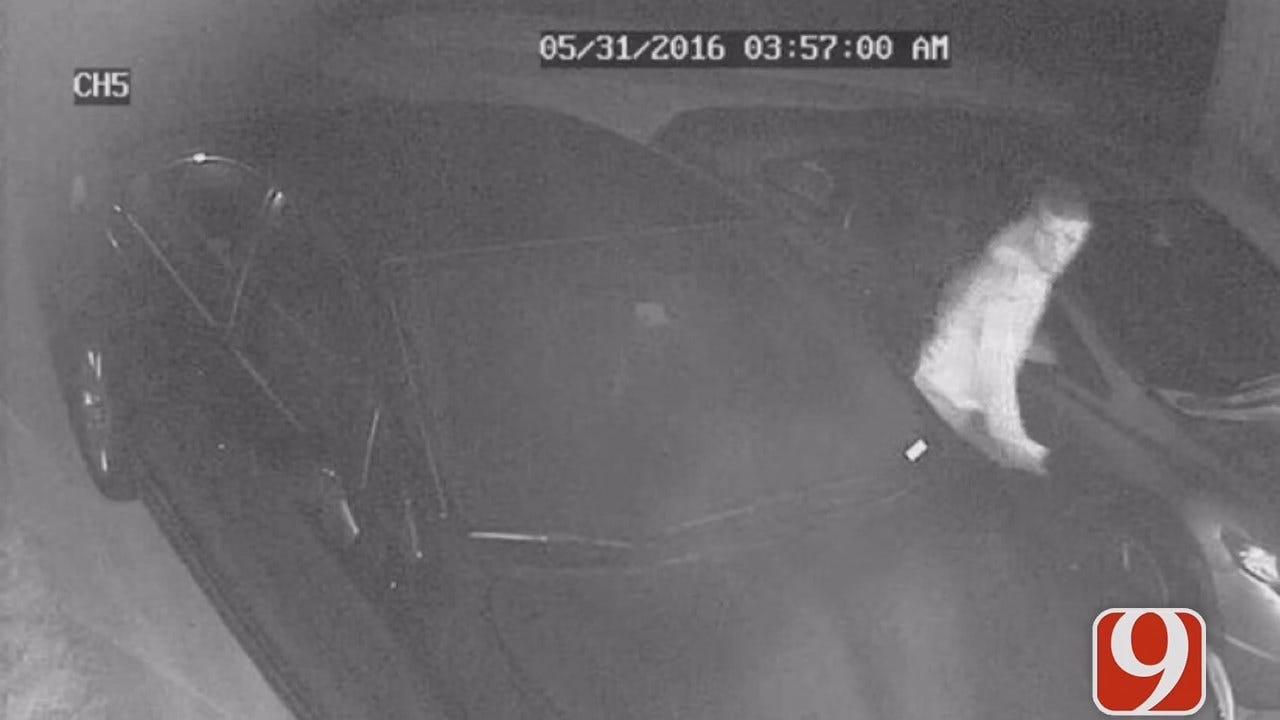 Car Burglaries Reported in Northwest Oklahoma City