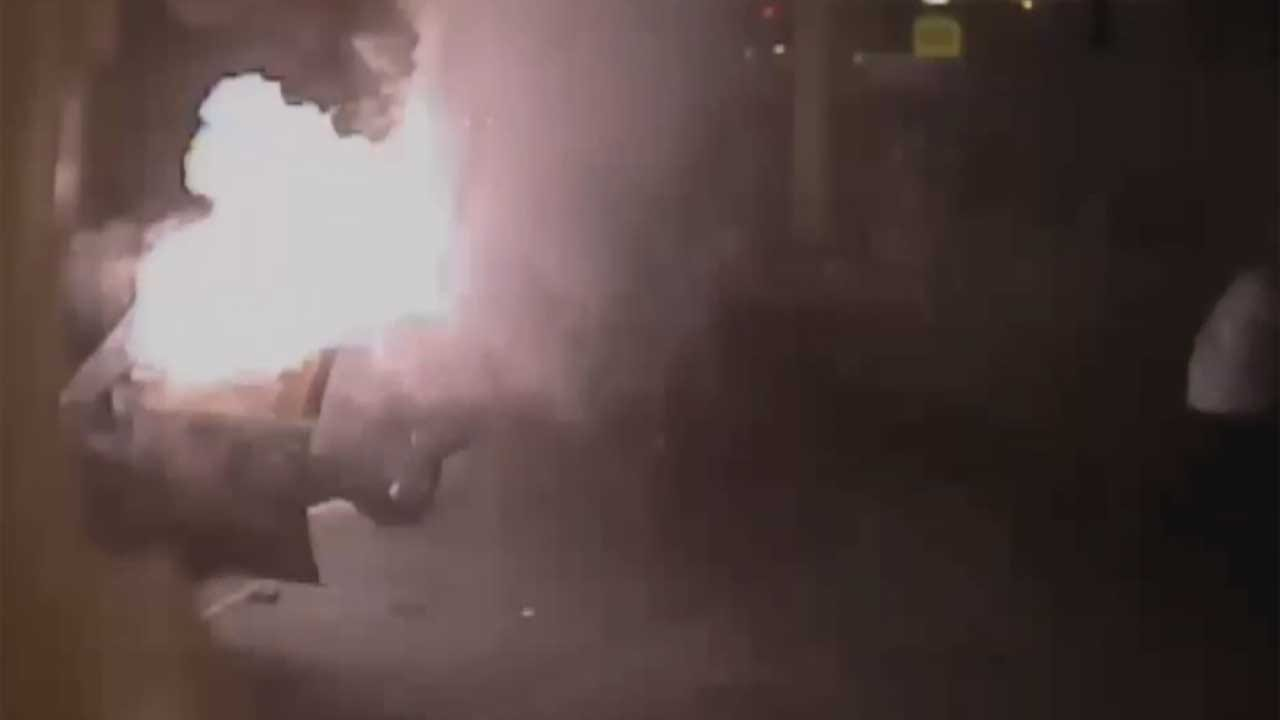 Firefighters Urge Caution After Gas Can Causes Explosion In New York