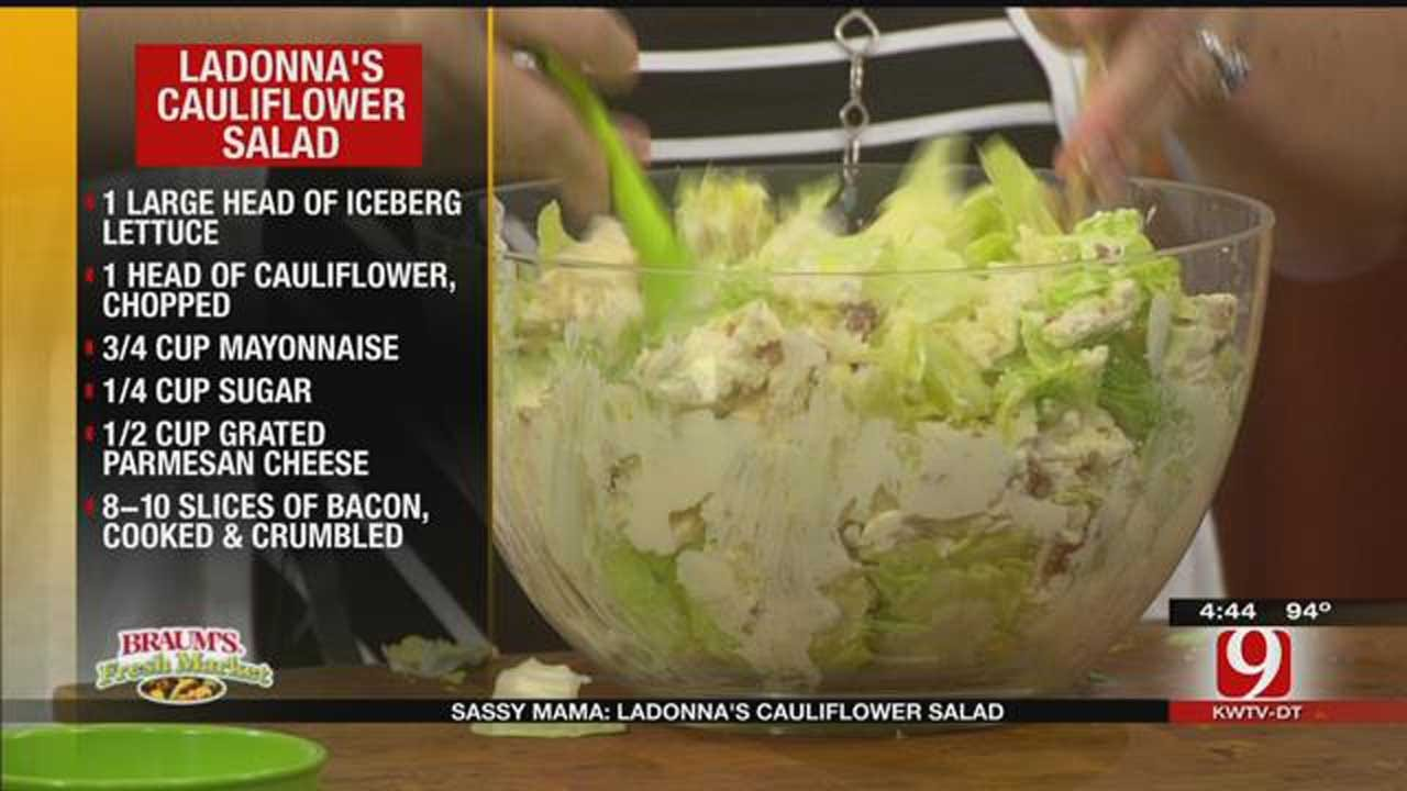 Ladonna's Cauliflower Salad