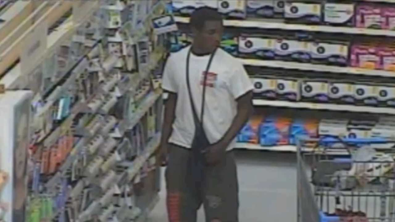 OKC Police Searching For Belle Isle Wal-Mart Purse Thief