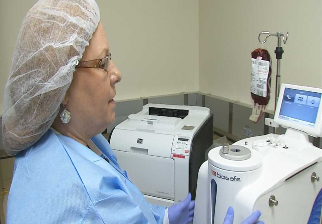 First Public Cord Blood Center Planned For Oklahoma