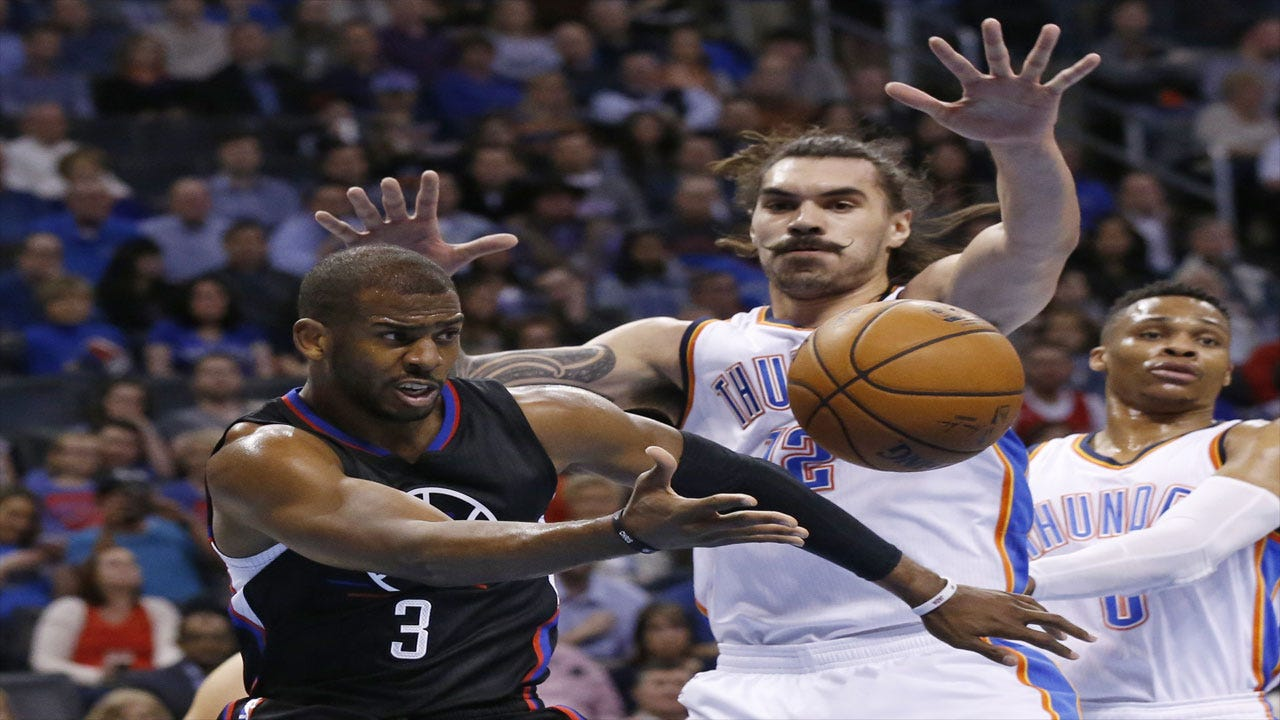 Thunder Get Revenge On Clippers Behind Westbrook's Historic Night