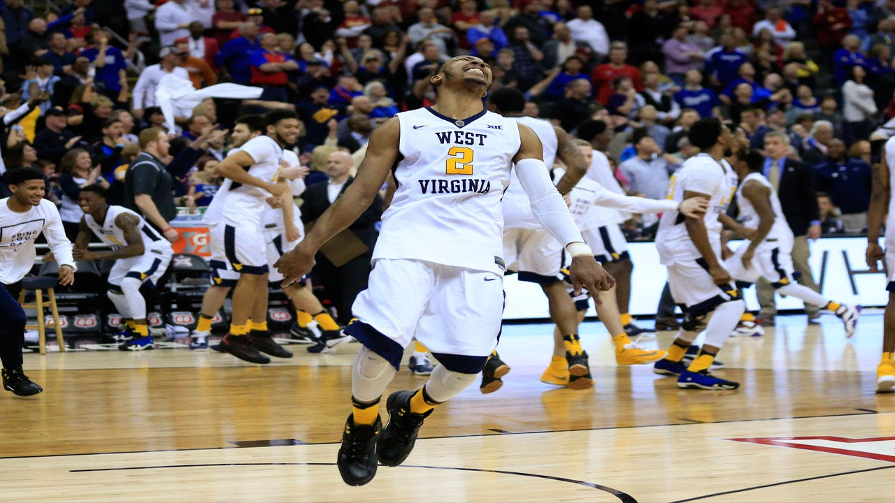 WVU Escapes Sooners After Buddy Hield's Half-Court Heave Waved Off