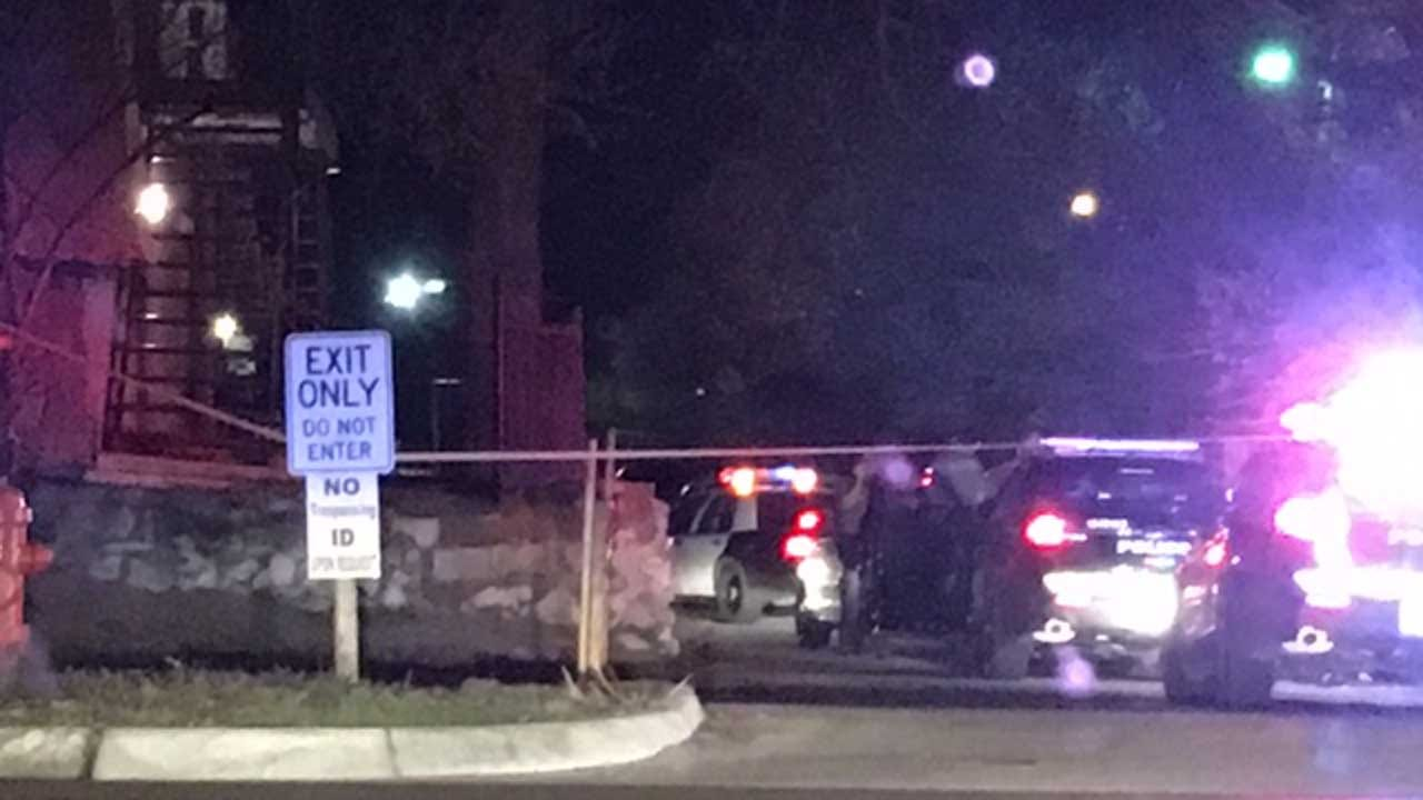 Boy, 5, Shot During Fight In NW OKC Parking Lot